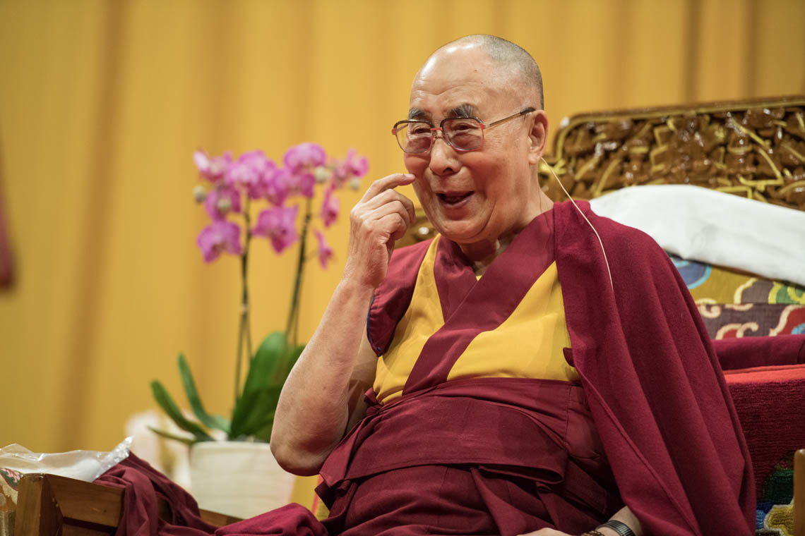 a biography of the 14th dalai lama His holiness the 14th dalai lama has one of the most famous faces in the world, so familiar he seems to be everyone's genial great-uncle yet journalists call him a god (he says he isn't) or a living buddha (he says he isn't that, either.